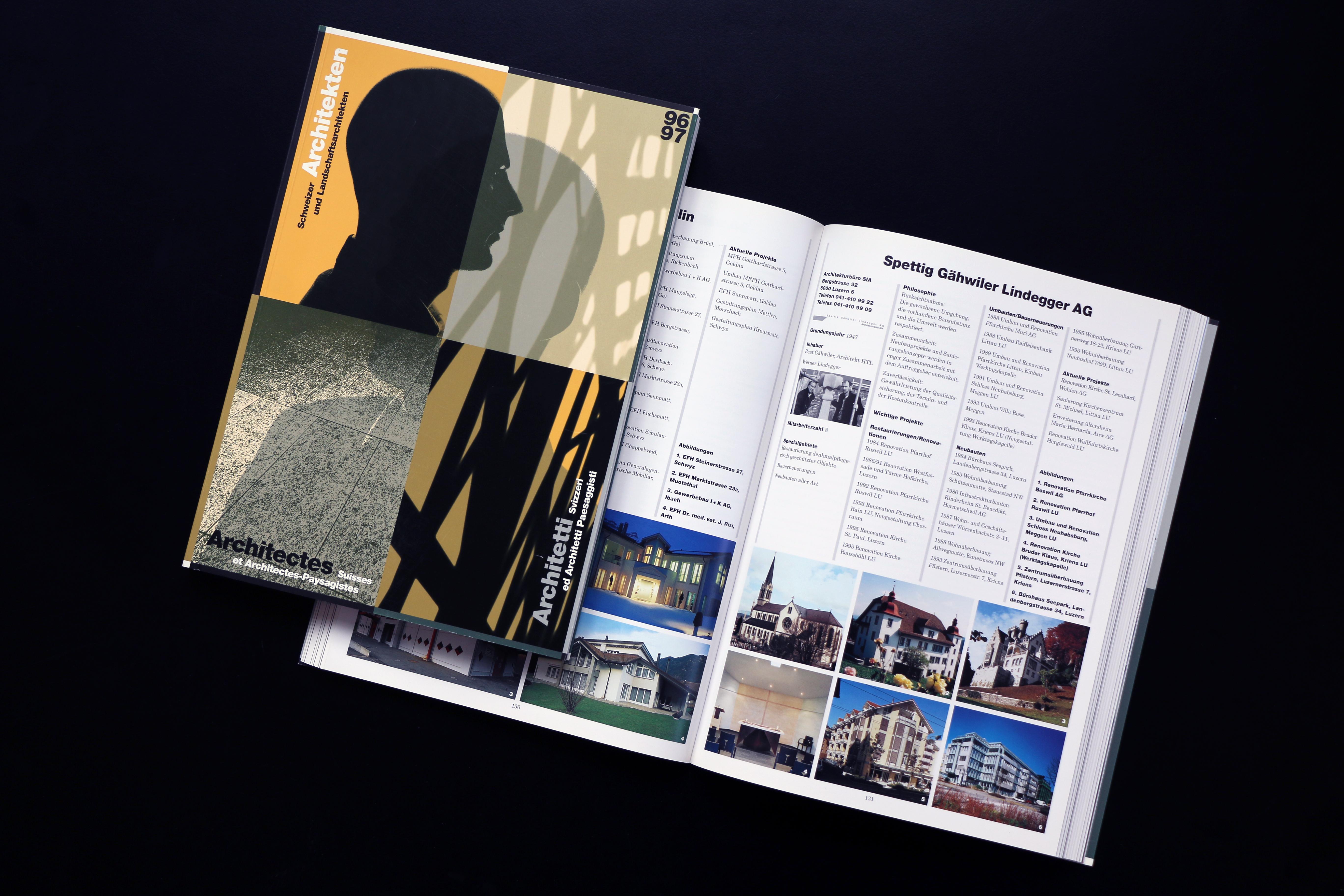 Schweizer Architekten 1996/97